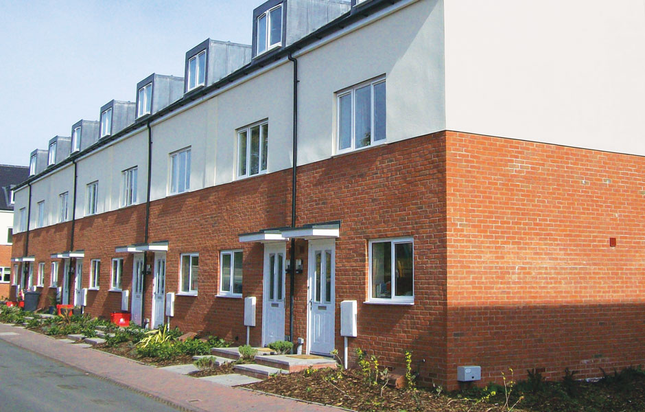 Social Housing Developments