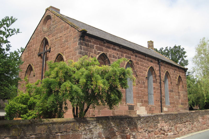 St. Thomas Church Refurbishment, Neston
