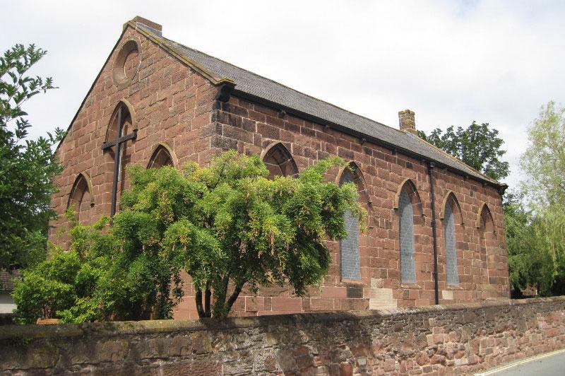 St. Thomas Church Refurbishment, Neston