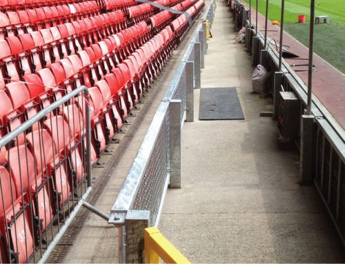 Liverpool Football Club – Barrier Replacements