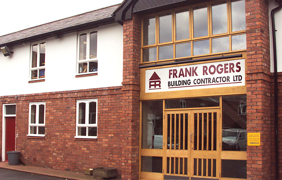 Frank Rogers Building Contractor