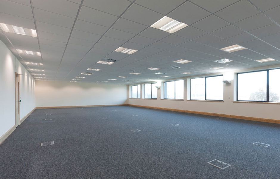Liverpool housing trust office refurbishment frank rogers for Office refurbishment
