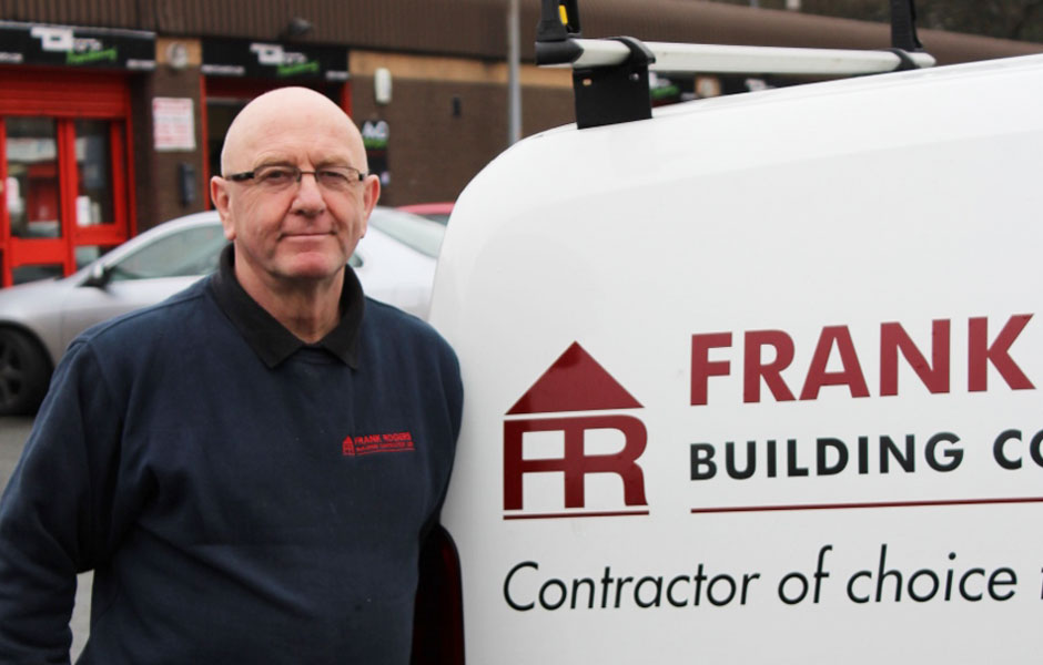 Mick marks a major milestone at Frank Rogers