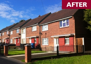 Chorley Moore Housing - Phase 3