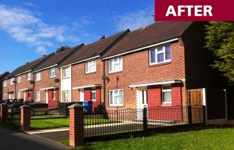 Chorley Moore Housing - Phase 3