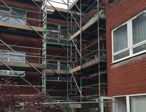 Alpha Homes – Sheltered Housing External Repairs