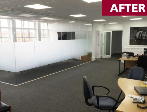 ICS Cleaning – Internal Fit Out