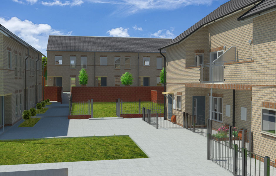 LHT OPT FOR FRANK ROGERS TO DELIVER NEW BUILD SCHEME