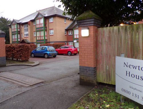 SANCTUARY STEP UP FIRE RISK MEASURES AT OVER 55'S SCHEME