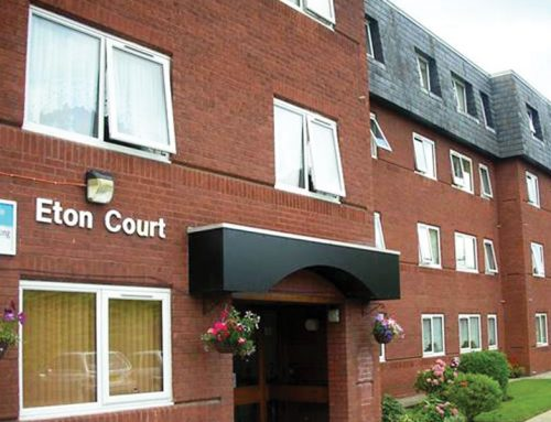 Eton Court, Retirement Living Refurbishment, Southport