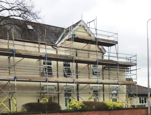 The Lymes, London Road, Northwich – Refurbishment Works